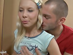 Anal Blonde Facial Russian Teen