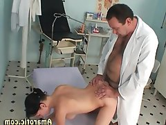 Babe Czech Doctor Medical Teen