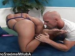 Big Cock Blowjob Brunette Cumshot Hardcore