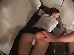 Amateur Creampie Girlfriend