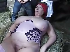 Anal BBW Big Boobs Old and Young Granny
