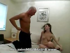 Amateur Hardcore British Casting First Time