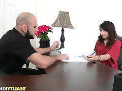 Babe Big Ass Blowjob Casting Cumshot