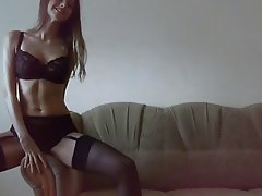 Amateur Babe German Orgasm